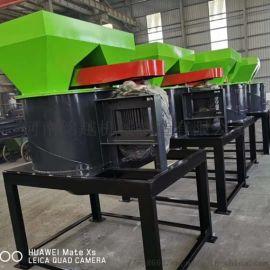 羊粪生产线用有机肥设备立式粉碎机