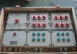 BXMD51-6/K63防爆配电箱开关电源箱