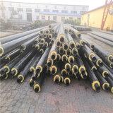聚氨酯塑料预制管 聚氨酯保温热力管
