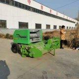 玉米秸秆粉碎收割打捆机 ,全自动秸秆收割粉碎打捆机