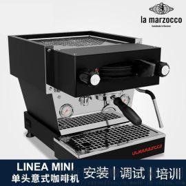 新款la marzocco 迷你咖啡机商用单头辣妈