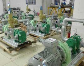 自吸污水泵主要用途特性解析