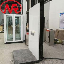 复式阁楼升降电梯 室内外液压升降机 小型家用电梯
