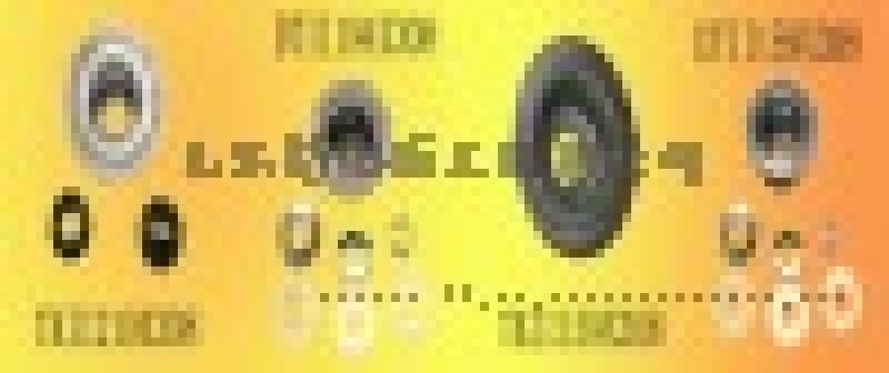 轴承座山东裕鑫生产销售托辊用冲压轴承座