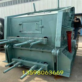 石料生产线反击式河卵石破碎机