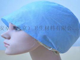 卫生帽 圆帽 手术帽 蓝色 绿色