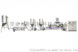 东莞昶丰机械专用生产塑料/橡胶造粒机,PVC造粒机