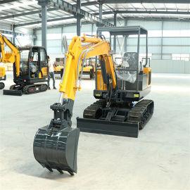 小型市政施工用15小型挖掘机 多配置小型挖掘机