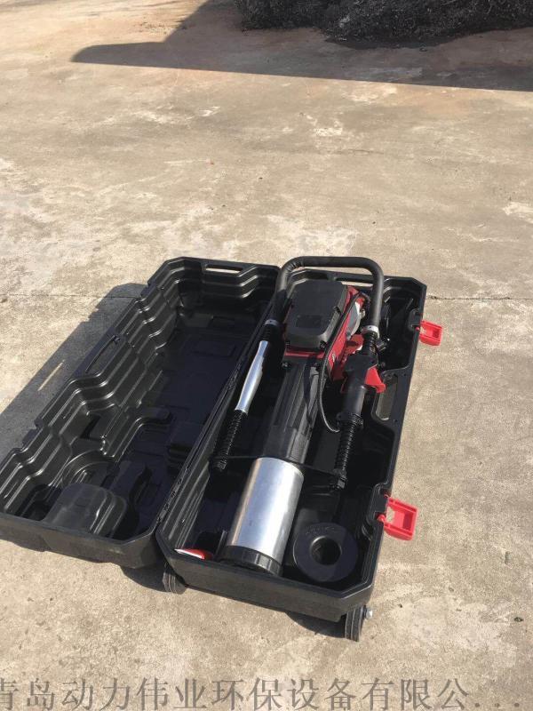 DL-便携式直推式土壤取样钻机