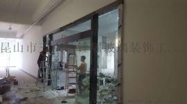 昆山玻璃自动门,昆山电子感应门,昆山不锈钢自动门
