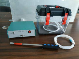 真空箱采样器气袋法的采集