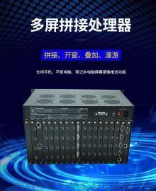 HDMI数字高清混合矩阵多屏拼接图像处理器
