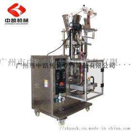 小型大米气动式颗粒包装机