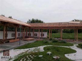 泸州防腐木凉亭生产厂家