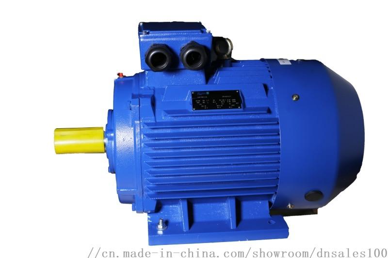 德能品牌供應MS56-160系列三相非同步電動機