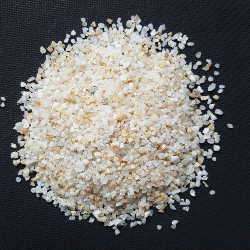 成都哪里有石英砂卖_石英砂成都价格_滤料批发。