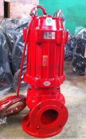 耐高温立式污水泵32WQ6-16-0.75
