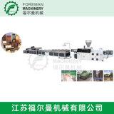 pvc/pe/pp木塑型材生產線