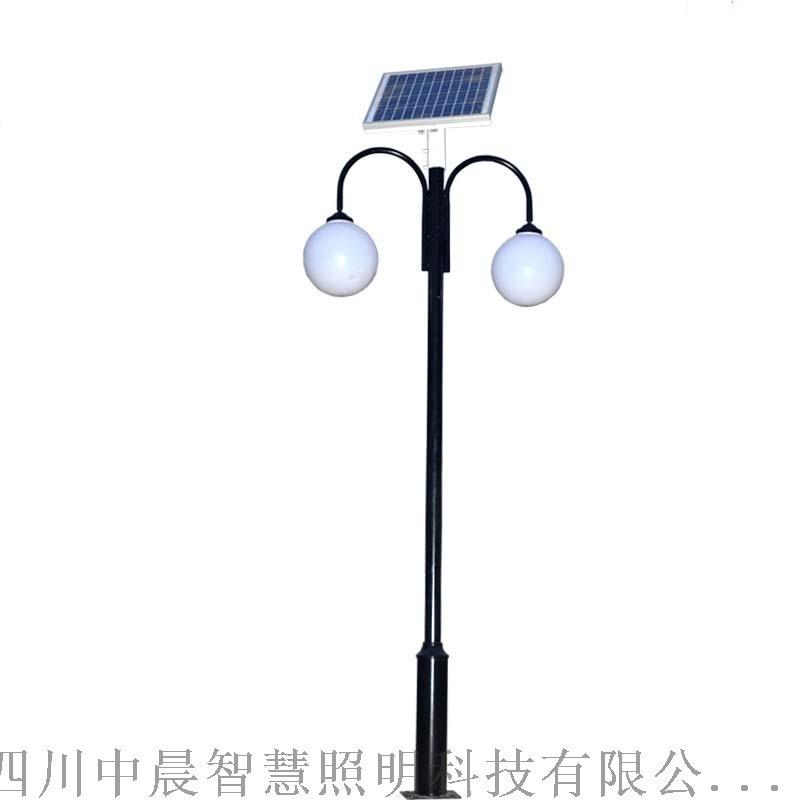 成都太陽能路燈廠家 成都久亮光伏