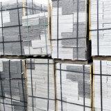 芝麻白荔枝面鋪路板 荔枝面麻石鋪砌板