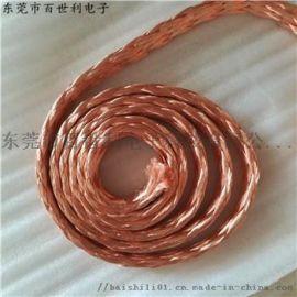 百世利供应多规格镀锡铜编织带软连接产品