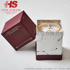 礼物大理石纹包装盒,礼品包装盒