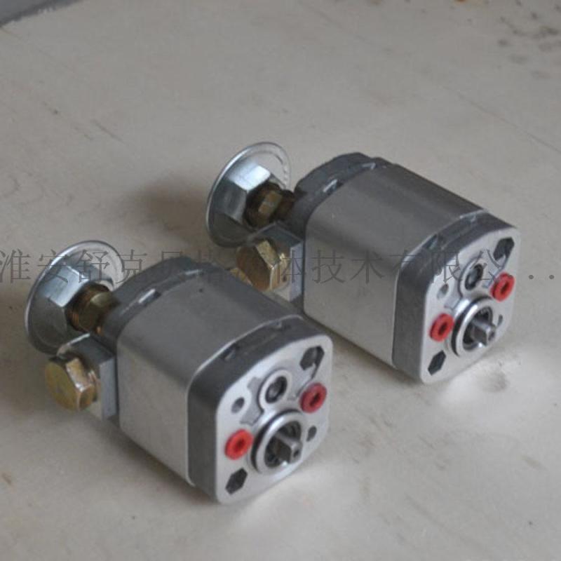 CB-E0.5/1.5-ST系列双向齿轮泵带滤网