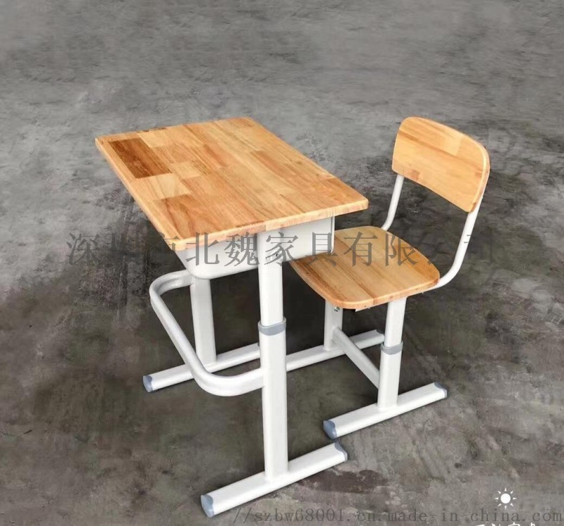 深圳KZY001中小学生课桌椅单人课桌椅