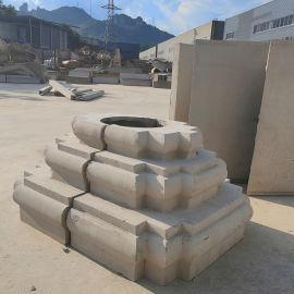 grc欧式构件 外墙欧式构件厂家