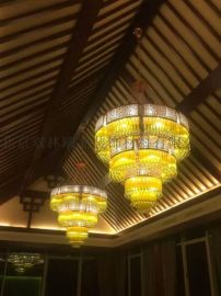 北京新中式全铜吊灯新中式灯具