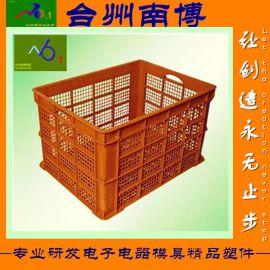 开发塑料周转箱模具到黄岩南博模具厂