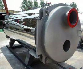 厂家现货供应环保节能型2吨燃油燃气蒸汽锅炉