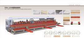 陶易达1200型瓷砖圆弧线条抛光机