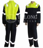 YL-214熒光阻燃防靜電服裝