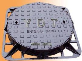 球墨铸铁井盖(EN124)