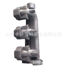 重汽 金王子 系列配件 后排气歧管VG2600111136 厂家图片价格