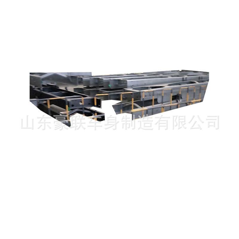 一汽解放 小J6 铸造横梁 背靠背梁 车架横梁 图片 价格 厂家