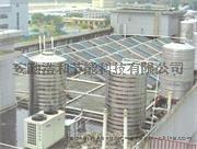 黄山黟县哪家做宾馆酒店旅馆太阳能空气能热泵热水系统工程