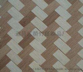 江桥竹藤生态装饰材料厂家批发定做生态科技木皮饰面板 竹藤生态壁纸 墙纸