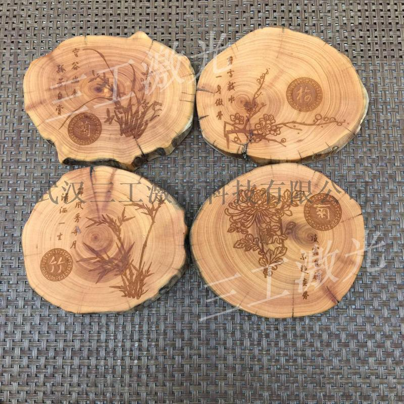 古筝激光雕刻机/竹木乐器激光打标尽显优雅之美,木材激光雕花机