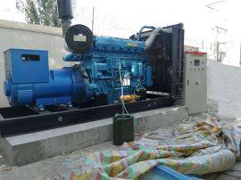 潍柴重机王400kw柴油发电机组 重机WHM6160D518-5