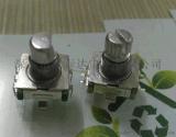 EC11增量式编码器,耐高温贴片式编码器,按压开关脉冲编码器