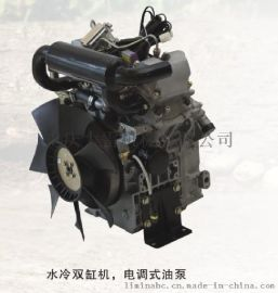 EV80双缸水冷柴油发电机组12KW双缸水冷柴油发电机组16HP双缸水冷柴油发电机组