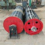 联轴器卷筒 折线绳槽卷筒组 起重机卷筒组厂家