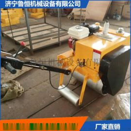 600型手扶单轮压路机 小型单钢轮振动压路机