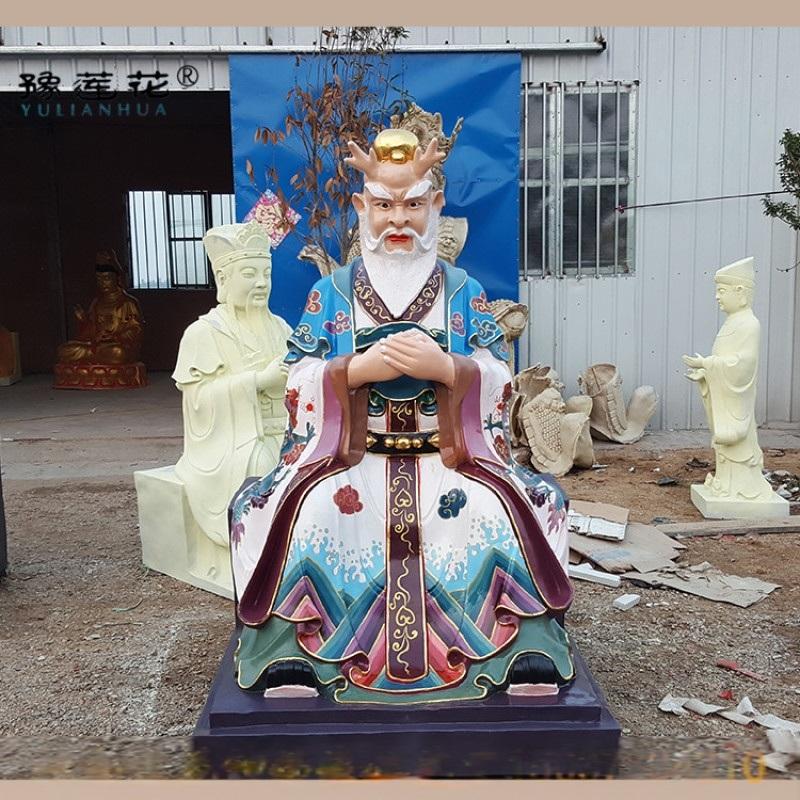 【四海龙王神像】风调雨顺四海神龙子龙女神像