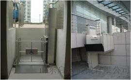 南京市汕头市导轨家用升降平台启运残疾人专用电梯定制