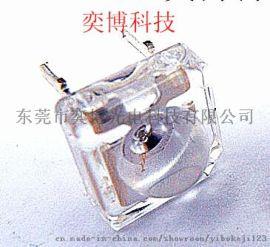 厂家直销发光二极管,LED灯珠,5mm   蓝光。