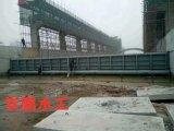 液压活动钢坝闸设计液压翻板式钢坝供应厂家