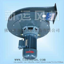 耐高温风机WJYJ高压型大抽力通风机7.5KW